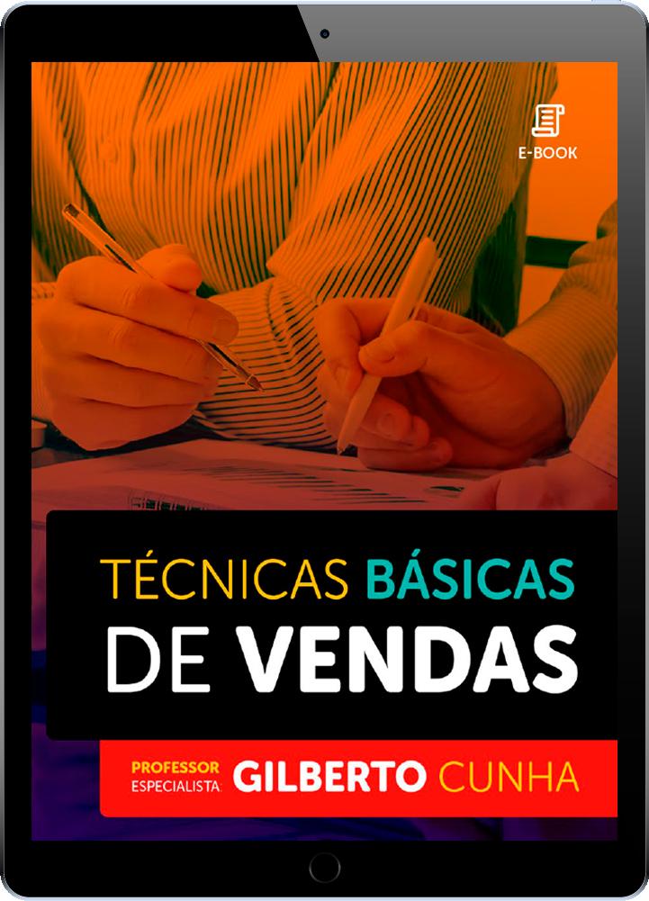 Ebook Técnicas Básicas de Vendas